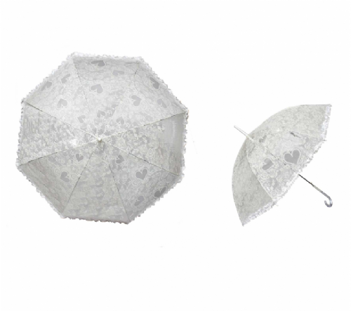 PARASOL UMBRELLA WHITE gift